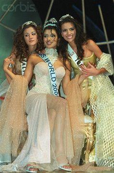 Miss World 2000 - Priyanka Chopra - Índia