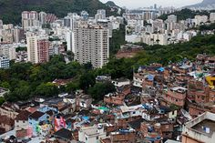 Rio's eternal problem: The police conducts clean-up operation in the city's slums and violates human rights in the process. If you are interested in the topic, you have to watch two good Brazilian movies called Elite Squad and Elite Squad 2.