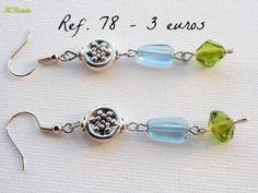 Handmade earrings // Brincos artesanais