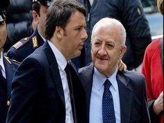 Terra dei fuochi Renzi a De Luca: se non risolvi sei personaggetto
