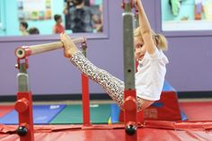 Gymnastics is one of our favorite indoor social activities for both girls and boys - here's our complete review of The Little Gym.