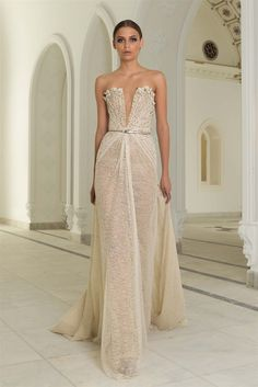 Abed Mahfouz - collection haute_couture Fall-Wnter2014-2015