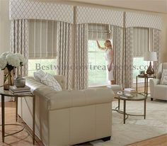 Cornice with Flat Roman Shade Window Cornices, Window Drapes, Curtains With Blinds, Window Coverings, Roman Blinds, Gypsy Curtains, Valances, Pelmet Box, Roman Curtains