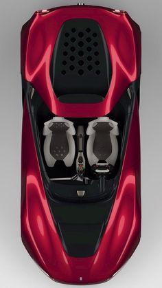 Pininfarina Sergio Concept | Ferrari