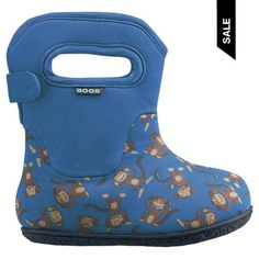 Baby Boot - 71199 - Bogs Footwear - The Official Website