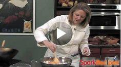 Chef Meg's Chicken and Veggie Stir Fry