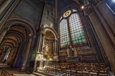 A Few of My Favorite Shots of Cathedrals in Paris | Scott Kelby's Photoshop Insider