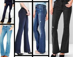 The '70s favorite is back and is one of the biggest trends of the season! Find these flare jeans from Gap, Karen Millen, Free People, or Macy's in Galleria Dallas. Fall 2015 Fashion | Fall Trends | Style