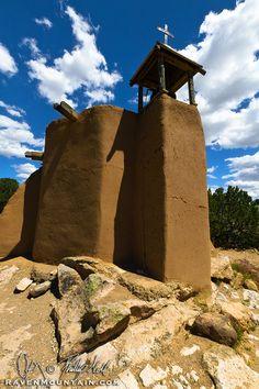 La Morada de la Conquistadora at El Rancho de las Golondrinas. Santa Fe, New Mexico; photo by Phillip Noll