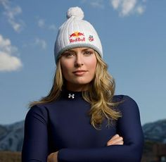 Lindsey Vonn is out of the Olympics Sports Models, Sports Women, Lindsey Vonn Skiing, Linsey Vonn, Minnesota, Under Armour, Sports Stars, Athletic Women, Athletic Wear
