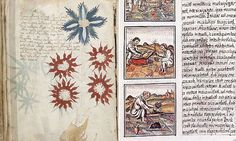 Has the Voynich manuscript been DECODED? Text may be written in Aztec