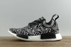 a26bc9637 Adidas NMD R1 Primeknit Zebra Black By3013 fashion shoes 2018 Shoe Módní  Obuv