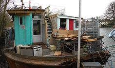 My Life in London's Houseboat Slums