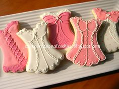 Occasional Cookies: Bachelorette Cookies