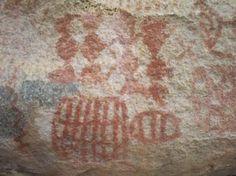 A colossal Pedra Pintada, emblema da antiga civilizaçao amazónica - Yuri Leveratto personal web site