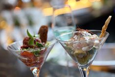 Evenings at Renaissance Shrimps Cocktail Alcoholic Drinks, Cocktails, Gatsby, Renaissance, Shrimp, Friday, Tableware, Food, Craft Cocktails