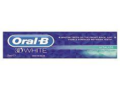 Oral-B 3D White Vitalize NEW Oral-B http://www.amazon.co.uk/dp/B00N66U7R6/ref=cm_sw_r_pi_dp_c-tdvb00ECMBV
