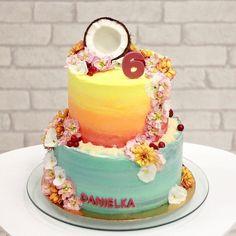 Birthday Cake, Desserts, Pink, Food, Tailgate Desserts, Deserts, Birthday Cakes, Essen, Postres