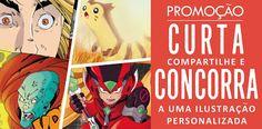 Nerdeeks: PROMOÇÃO CURTA, COMPARTILHE E GANHE!!! Participe v...