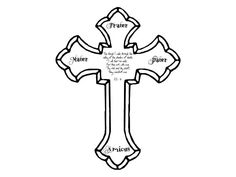 21 Best Cross Tattoo Outlines Images Crosses Tattoo Ideas Tattoo