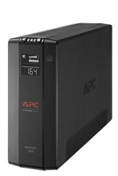 Amazon.com: APC 1500VA Compact UPS Battery Backup & Surge Protector, Back-UPS Pro (BX1500M): Electronics
