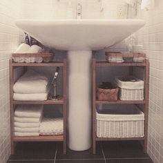 47 Charming Diy Bathroom Storage Ideas For Small Spaces - Everyone wants to have . - My Charming Diy Bathroom Storage Ideas For Small Spaces Everyone wants to have 47 Charming Diy Bathroom Storage Bathroom Storage Solutions, Small Bathroom Storage, Kitchen Storage, Small Storage, Storage Boxes, Storage Spaces, Kitchen Decor, Clothes Storage Ideas For Small Spaces, Space Saving Ideas For Home