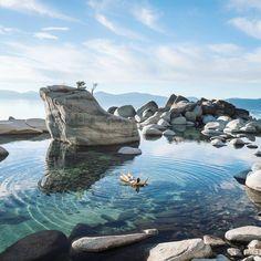 #adventure,  Lake Tahoe, US |  Quin