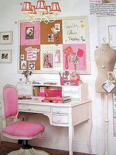 Shabby Chic Interiors: Studio