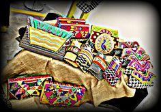 Our Bags <3