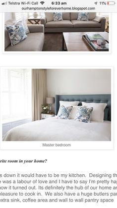House Rooms, Master Bedroom, Bedding, Furniture, Design, Home Decor, Master Suite, Bed Linens, Beds