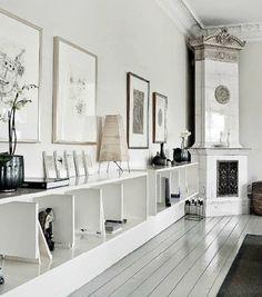 324 m2 er der at slå sig løs på   i denne fantastiske lejlighed på Østerbro,   ejet af Susanne Rützou,   og sat til salg HER .   ...