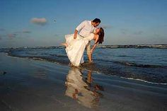 Water Wedding Galveston