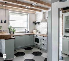 POUDRE NO. 22 - Kuchnia, styl industrialny - zdjęcie od SHOKO.design scandinavian design | pastel | design | home inspiration | my home | interior | living room | kitchen design | grey | classic | | brick | antresola