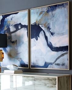 """Acquire wonderful pointers on """"contemporary abstract art painting"""". They are readily available for you on our internet site. Contemporary Abstract Art, Abstract Wall Art, Modern Art, Blue Abstract Painting, Art Moderne, Blue Art, Painting Inspiration, Art Decor, Art Projects"""