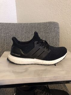 07c793d556d Adidas Ultra Boost 1.0 - Black - Size 8  fashion  clothing  shoes