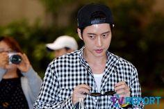 wandering thoughts...my K-World: Airport Fashion Park Hae Jin @Gimpo to Beijing, Ch...