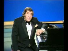 "Les Dawson - ""Unforgettable"" & Mother in law what a legend , one of the funniest men ever ! Les Dawson, Kenneth Williams, Comedy Clips, Comedy Scenes, Bright Side Of Life, Mother In Law, The Good Old Days, Man Humor, Funny People"
