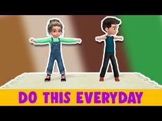 Little Sports - YouTube Elementary Physical Education, Physical Activities For Kids, Kids Gym, Exercise For Kids, Little Sport, Dance Sing, Brain Breaks, Kids Videos, Kids Health