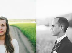 Shaylea + Tyler — Shari + Mike Church Wedding, Wedding Day, Coffee Bar Wedding, Checkered Suit, Yellow Fields, How To Look Handsome, Walking Down The Aisle, First Dance, Got Married