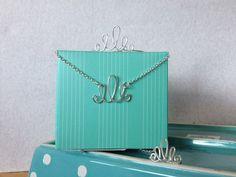 Silver Tiara Necklace Bracelet Ring Set