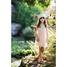Airy Rhinestone Dress | 41 Flower Girl Dresses That Are Better Than Grown-Up People Dresses