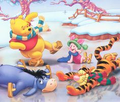 Winnie The Pooh And Friends Skating Disney Wallpapers Resolution : Filesize : kB, Added on December Tagged : winnie the pooh and friends Winnie The Pooh Cartoon, Winnie The Pooh Pictures, Tigger And Pooh, Winne The Pooh, Winnie The Pooh Quotes, Winnie The Pooh Friends, Pooh Bear, Eeyore, Wallpaper Natal