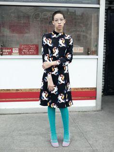 Nastya Sten, Brianna Smith, Brandon Jean, Carly Caparros-Janto & Soledad Tejada by Fumi Nagasaka for Dazed & Confused January 2014 4