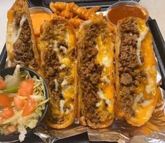 Buffalo Fries, Cheesesteak Egg Rolls, Susan Recipe, Steak Tacos, Snacks Saludables, Food Obsession, Food Goals, Aesthetic Food, Food Cravings