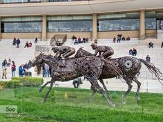 A day at the races #PatrickBorgenMD