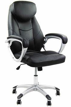 Daca sunteti in cautarea unui scaun ergonomic, robust, modern recomandarea noastra pentru dumneavoastra este scaunul OFF016. Scaunul ergonomic de birou modelul OFF 016 este un scaun fabricat pe structura din lemn, acoperita cu burete dens, avand spatarul si sezutul  tapitate cu piele ecologica rezistenta la uzura. Modelul OFF 016 are baza si manerele realizate din polipropilena vopsita cu patina de aluminiu, in plus manerele au la suprafata de contact tapiterie din piele ecologica.