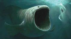 El misterio de la vida bajo el mar.