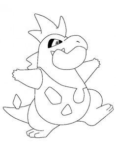 Pokemon para Colorir - Desenhos e Riscos