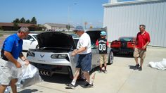 2016 Corvette Stingray Unwrapping #Jerrys #Chevrolet #Corvette #WeGotThemFirst #2016 #Stingray
