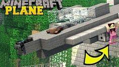 Minecraft: STUCK ON A PLANE!! - HIDDEN LEVER - Custom Map